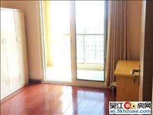 新湖明珠城聆湖苑三室两厅,4号线附近,随时看房,采光好有阳台