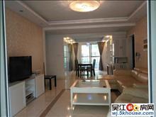 明珠城聆湖苑126平4居室 3卧朝南 品牌家电 带地下车位