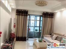 明珠城望湖苑 精装修2居室 品牌家具家电 绿城物业管理