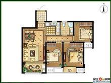首开26楼全装毛坯3室94平152万有产证可以贷款