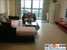 香江花园精装修 2房家具家电齐全拎包入住 租2500一个月