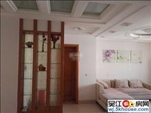 吴江公园边上 精美装修三房 中间楼层家具家电齐全 随时可看房