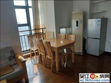 万亚公寓精装一室一厅东边套美食购物一条街拎包即住