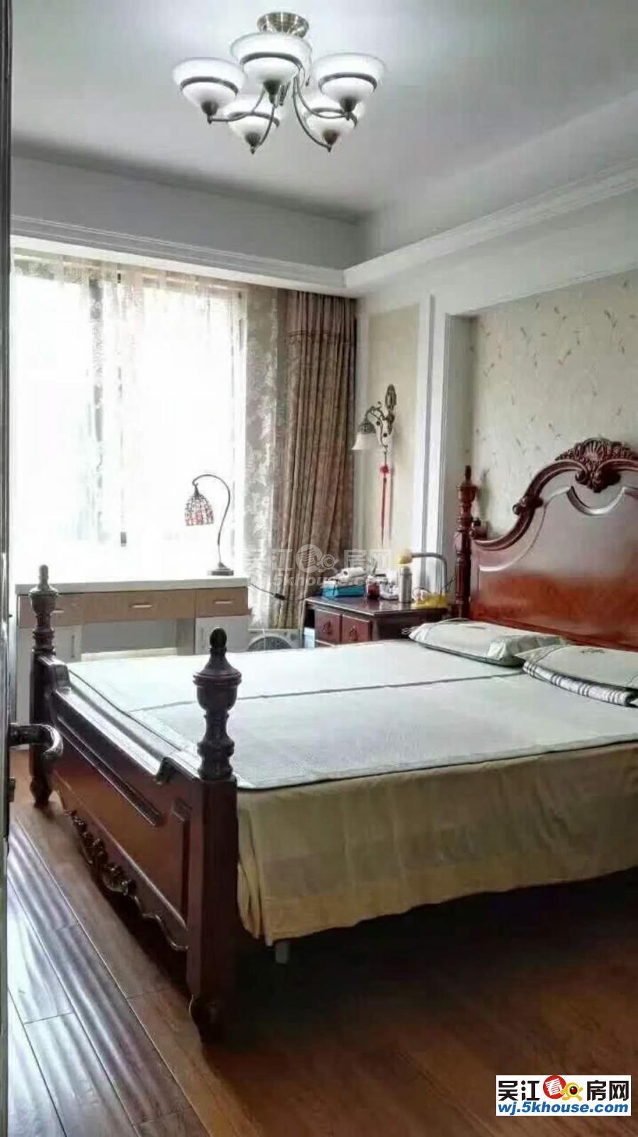 太湖花园小区一楼、二楼纯复试, 358万 5室3厅3卫 豪华装修 周边配套完善