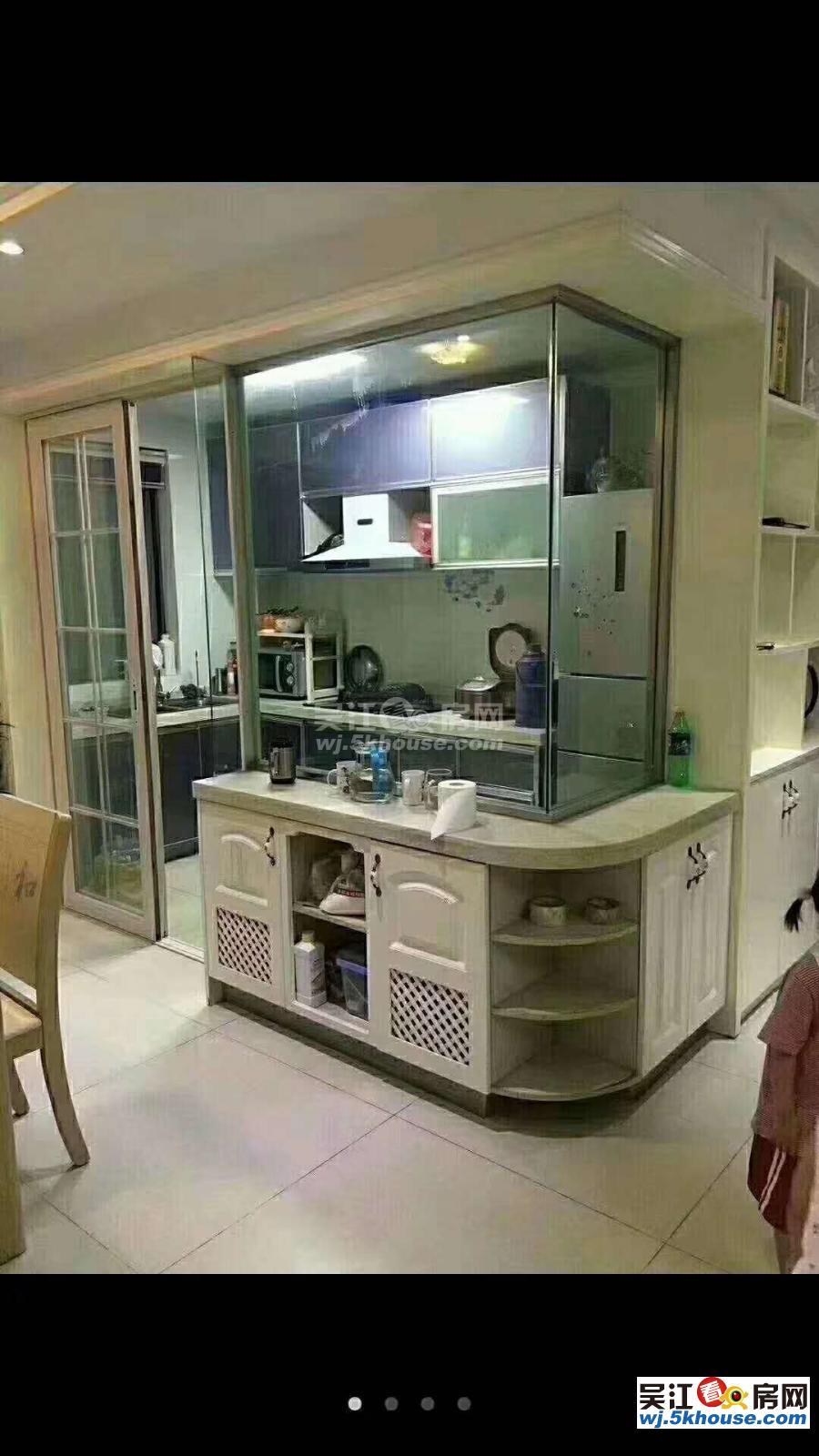 锦盛苑 103万 3室2厅1卫 豪华装修 非常安静,笋盘出售!
