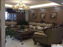 新港天城 全新豪华装修 钻石楼层 143平 仅售221万