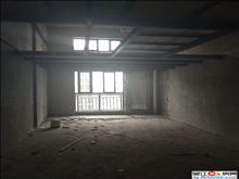 德尔两室两厅复式 落地窗 大阳台 可以等社保