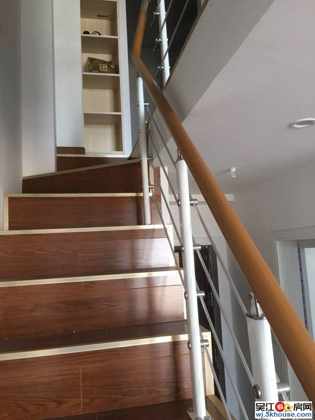 盛泽德尔精装修新房,得两层,买到就是赚到