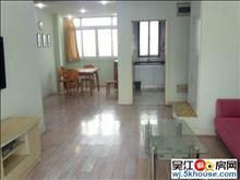 嘉乐城简单装修 可租两房或三房 三房两厅一卫 位于汾湖中心