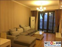 锦江家园精装2房,家具家电齐全,包物业,繁华地段,紧邻地铁,