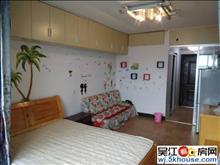 押一付一 奥林运河湾 精装一房 真实图片 自住出租 家具齐全