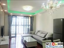 押一付一上海城丽湾国际海亮两室精装 靠近地铁口有钥匙随时看房
