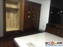 奥林清华2房精装,家电家具齐全,有钥匙可看,可长租,装修干净