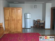 汾湖区康力大道旁月亮湾精装单身公寓房出租舒适采光好拎包入住