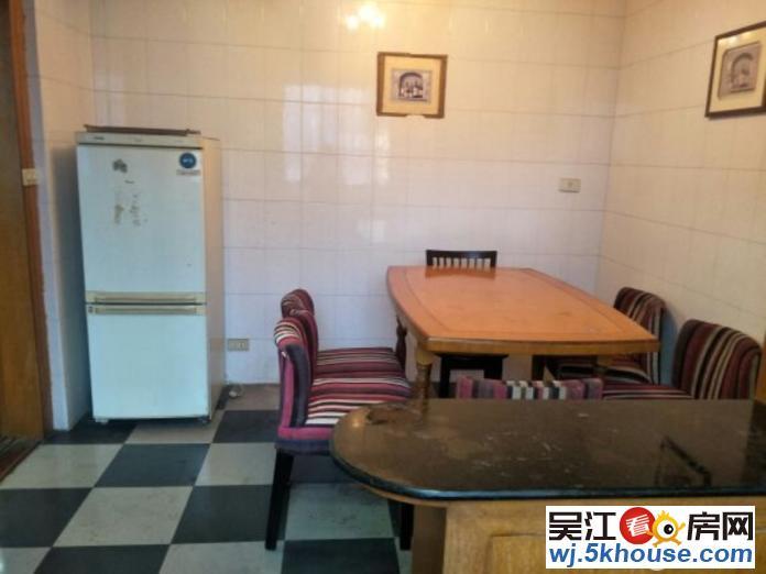 鲈乡二村、老式精装三房出租、陪读必选、成熟小区、周边生活方便