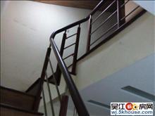 云梨桥边 精装修 三房 复式楼 1400底价出租