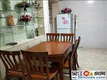 幸福苑精装修两房出租 全新家具家电 生活方便 随时看房