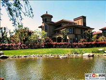 临湖别墅 风景优美 均价1.1W一平双拼别墅 北欧风格超大气