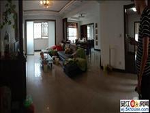 尊龙苑 中装 边套3房朝南 客厅大气 楼层好 有汽车库30平