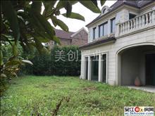 中粮本源南区独栋别墅 建面392平 花园实测420平 满两年