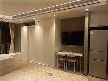 苏州水秀天地宾悦国际公寓品牌家具家电,湖景房