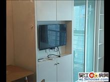 国贸中心 精装公寓 家具家电齐全 拎包入住 1.8万一年