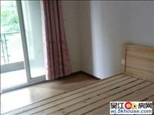山湖六区有二室一厅出租,二间卧室朝阳,干净,宽厂,随时看房