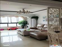 新港天城 101平欧式装修3房 楼层佳无遮挡 户型正气 满二