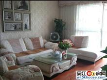 太湖小区精装3房,房东自住,初次出租,家具齐全,包物业带自库