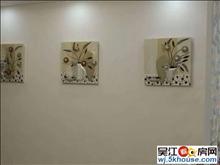 苏杭之星3室2厅采光好配置齐全欧式装修拎包入住4416/月