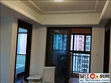 出租吾悦公寓40精装修 家电齐全 南北通透 采光好 欢迎看房