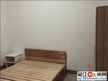 华府简装两房 带空调 热水器 床 衣柜 桌子  仅租1400