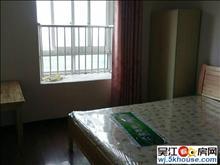 山湖六区有一室一厅一厨一卫出租,家具齐全,便宜出租,随时看房