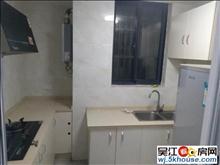 嘉乐城公寓两室两厅两卫 精装修 家具家电齐全 拎包入住
