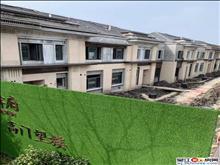 苏州雍泽府 联排大别墅 湖景公园 实际面积400平 送花园