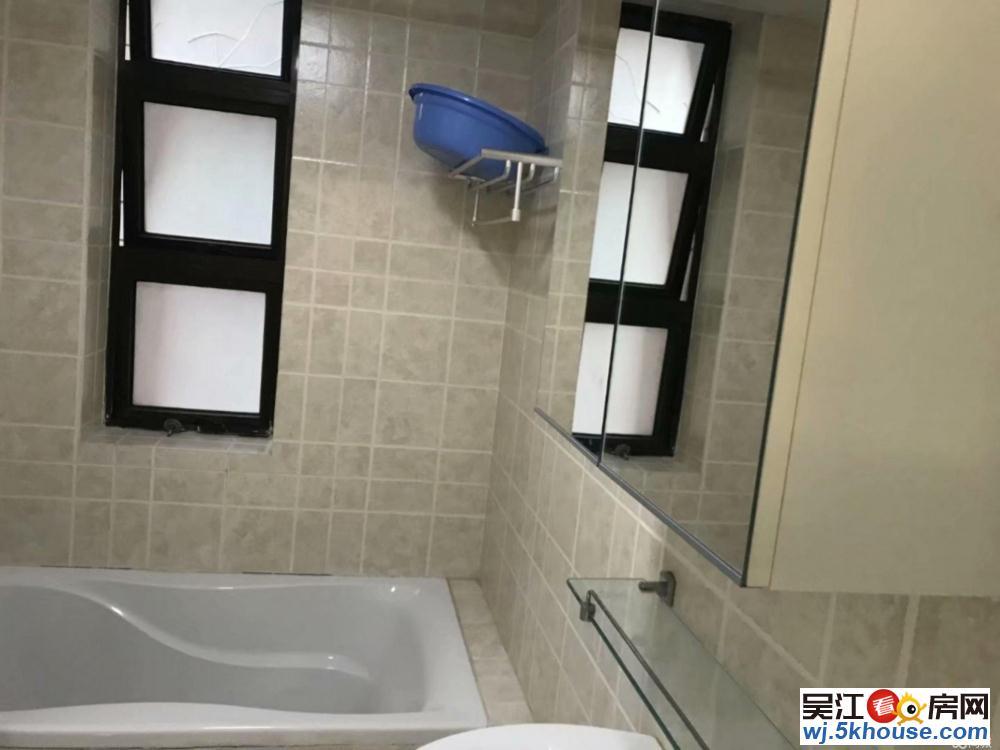 苏州吴江盛泽东茂国际公寓 朝南两房带精装修 通天然气可上學
