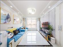 海悦花园丨5室3厅2卫丨全新精装一年半丨南北双露台丨随时…