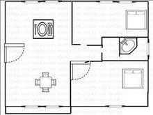梅石小区户型图(8)